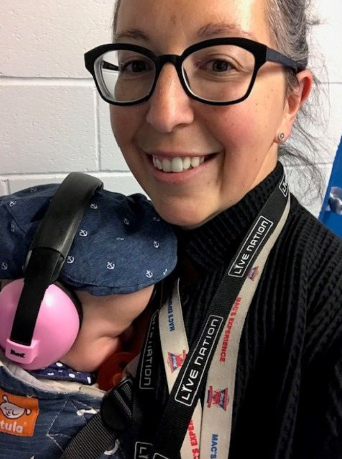 Working Parents Feature: Christine Rogerson