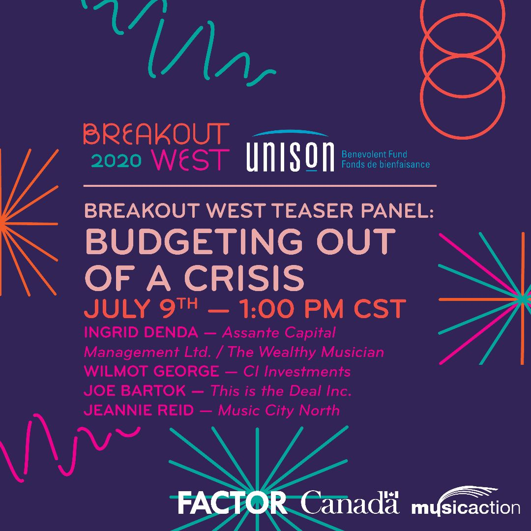 BreakOut West Teaser Panel: Budgeting Out of a Crisis