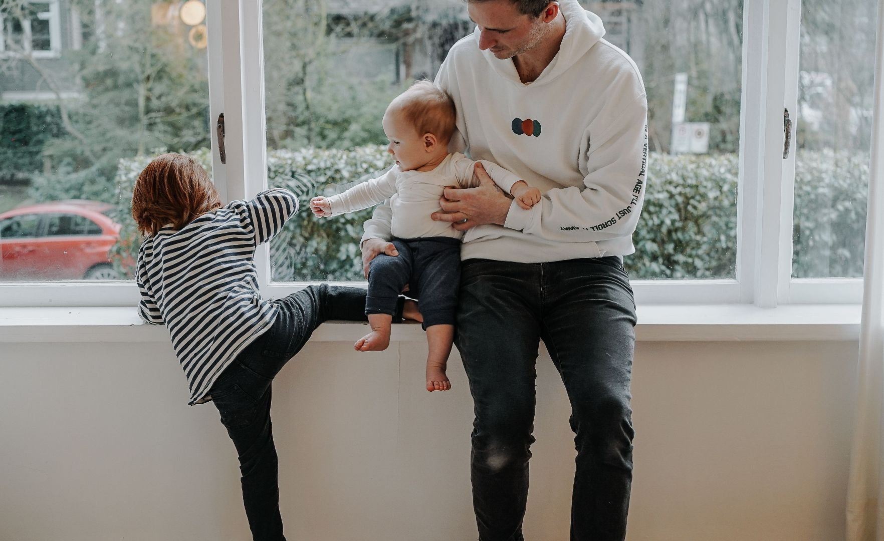 Working Parents Feature: Tyler Bancroft