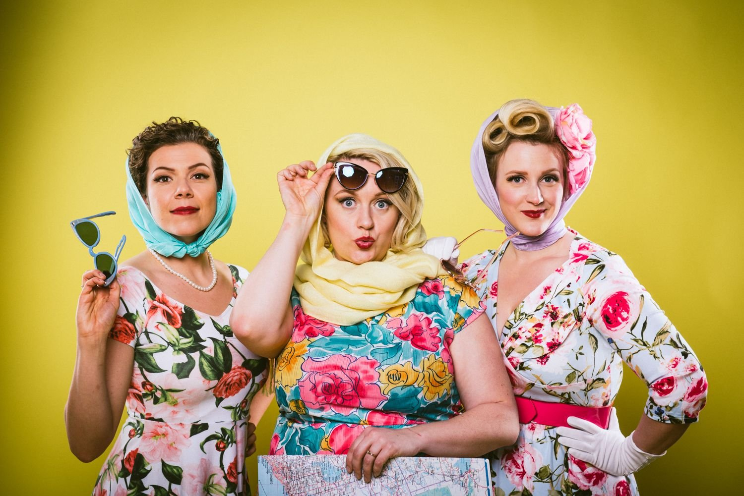 Rosie & the Riveters - Featured Artist