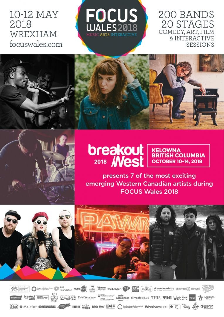 BreakOut West at FOCUS Wales 2018