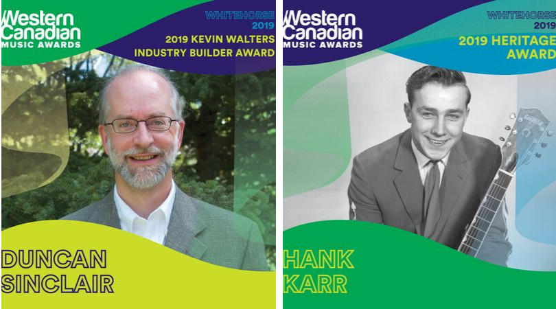 WCMAs Announce Recipients of the 2019 Heritage Award and Kevin Walters Industry Builder Award