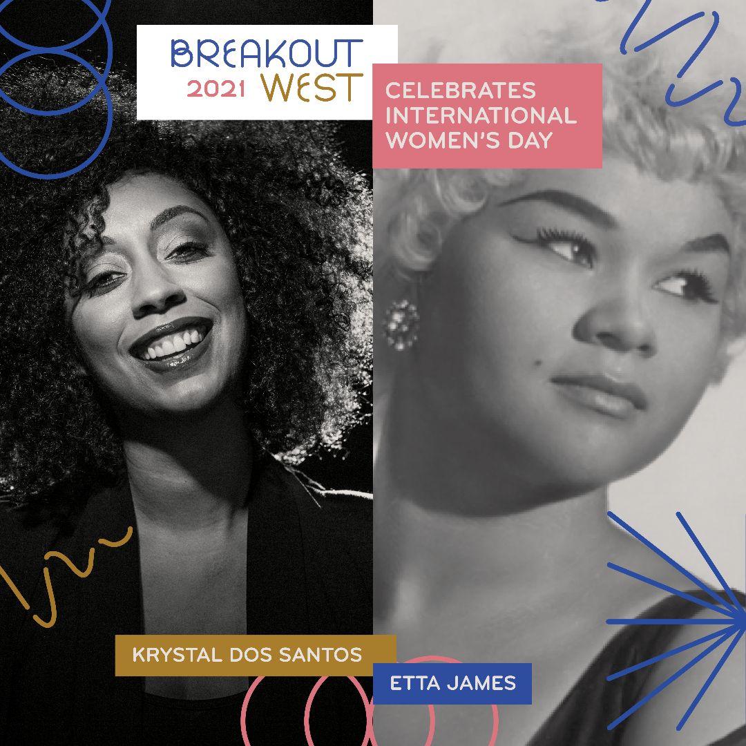 BreakOut West Celebrates International Women's Day
