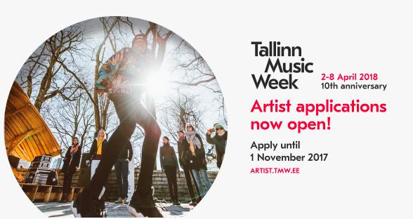 Tallinn Music Week 2018
