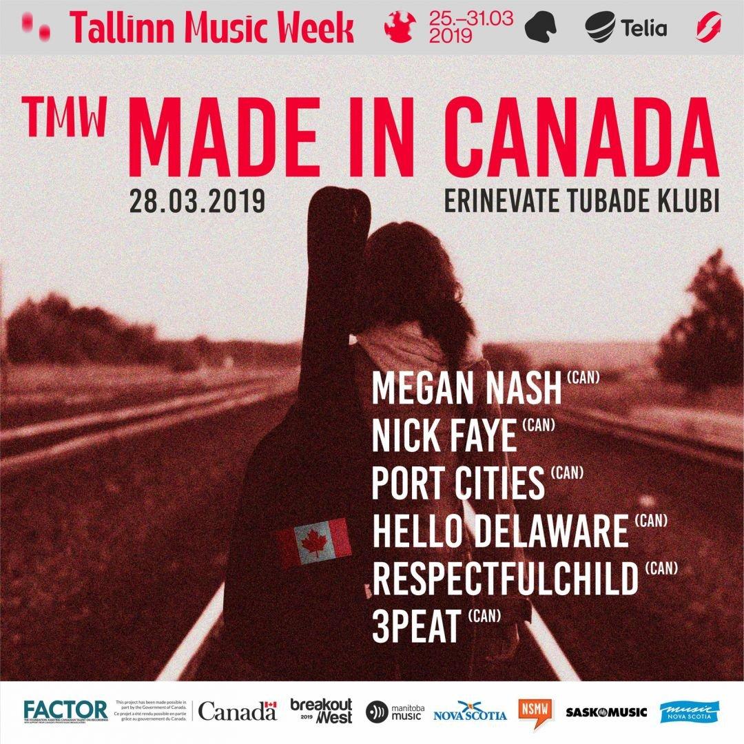 Tallinn Music Week 2019